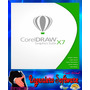 Corel Draw X7 Serial + Programa Coreldraw X7