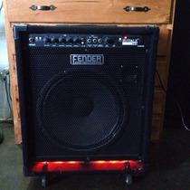 Amplificador De Bajo Fender Rumble 100w
