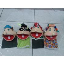 Fantoches Marionete Mamulengo Bonecos De Pano