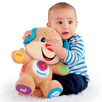 Cachorrinho Aprendendo A Brincar Fisher Price Cdl59