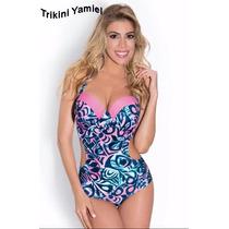 Trikini 2017 Taza Soft Con Aro ! Consulte Talles Más Grandes