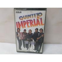 Quinteto Imperial Cassette 1985