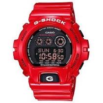 Relógio Casio G-shock Gd-x6900rd-4dr - Garantia Casio Brasil