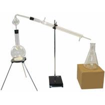 Kit De Laboratorio Con Condensador Destilación Kjeldahl