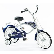 Bicicleta Retro Tipo Antigua Rodada 14