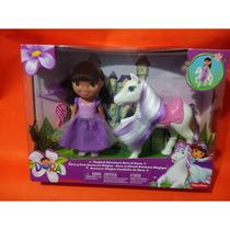 Dora Y Pony Princesa Aventura Magica