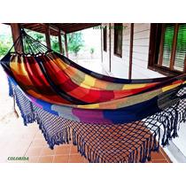 Redes 4.70 M De Dormir/casal /descanso/varanda/varias Cores