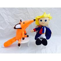 Pequeno Príncipe E Raposa Kit