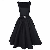 Vestido Vintage Rockabilly Pin Up, Ch, Med Y Grande