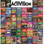 Emulador De Atari Para Play Station 2 - Activision Para Ps2!