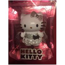 Hello Kitty Figura Edicion Especial De Coleccion En Cristal
