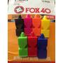 Silbato Fox 40 Classic. Guardavidas, Profes, Arbitros!