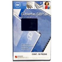 Cubierta Para Engargolar Negro Gbc-pas-p3549 Upc: 7501357035