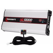 Potência Automotiva Taramps Hd 10000 10000w Rms + Voltímetro