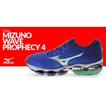 Tênis Mizuno Prophecy 4 Legitimo N0v0 Na Caixa