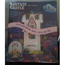 Castillo De Juguete Fantasy Castle 3 Años En Adelante