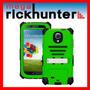 Cover Trident Kraken Samsung Galaxy S4 T Terreno Verde