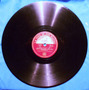 Disco De Pasta 78 Rpm Frances Duke Ellington Y Su Orquesta