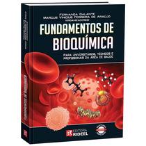 Livro Fundamentos De Bioquímica + Brinde