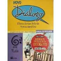 Livro-coleção Novo Diálogo Português- 6ªsérie 7ª Ano- Eliana