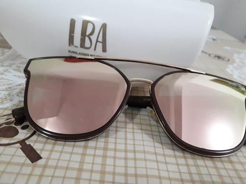 3782d6822 Óculos De Sol Lba - R$ 69,90 em Mercado Livre