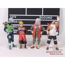 Bonecos Brinquedos Action Figura Naruto Kakashi Jiraya Bee