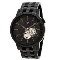 Relógio Rip Curl Detroit Automatic Midnight Black Preto 2507
