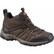 Botas Columbia Firecamp Mid Wp Impermeable Hombre