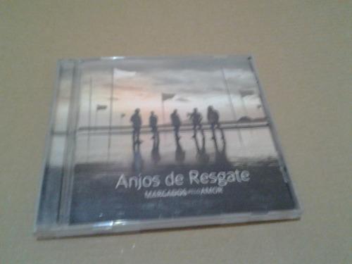 cd novo do anjos de resgate marcados pelo amor