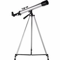Telescópio Astronômico Refrator Com Tripé 50x/100x Importado