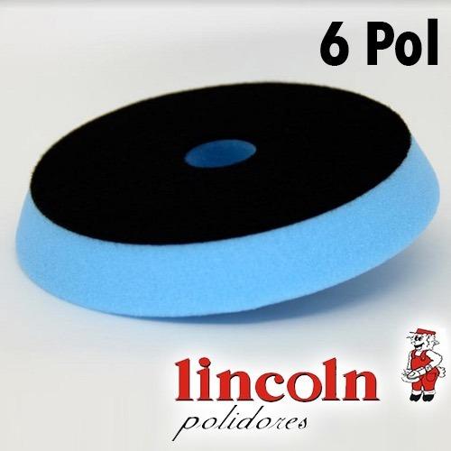 Boina Sv De Espuma P  Refino Lustro Media Azul 6 Pol Lincoln - R  62 ... ccbb33c2742