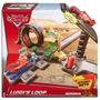 Disney Pixar Cars Pista De Guido Y Luigi