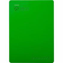 Hd Portátil Seagate 2tb Xbox One Xbox 360 - Usb 3.0