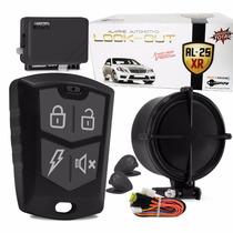 Alarme Automotivo Lookout Al25 Xr Universal Com Frete Gratis