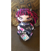 Peluche De Draculaura Monster High Con Frazada