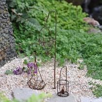Miniatura De Hadas Jardín Juego De Accesorios De Cables