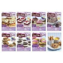 Easy Bake Horno Recargas Conjunto De 8 Kits - Trufas Pastele