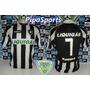 Protótipo Botafogo Listrada #7 Tam. M Oficial Kappa Nova