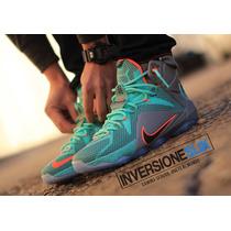 Nike Lebron James 12 Y Lebron James 11 Elite