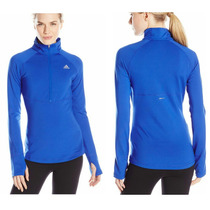 Sueter Chaqueta Adidas Performanc Techfit Cold Weather Damas