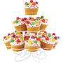 Cup Cake Porta Ponques Wilton Decoracion Trufas Dulces