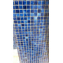 Mosaico Español Para Piscinas Azul Niebla