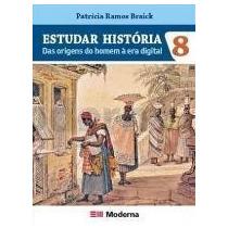 Estudar História ¿ Das Origens Do Homem À Era Digital - 8º A
