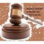Redacciones Jurídicas De Procedimiento Por Intimación Civil
