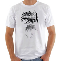 Camisas Camiseta Pro Dj Run Dmc Hardwell Armin Van Buuren Fé