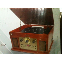 Sistema Nostalgico Bluetooth Nakasaki Retro Cassette/cd