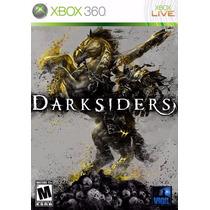 Combo 2 Jogos Darksiders I E Darksiders 2 Ii Para Xbox 360