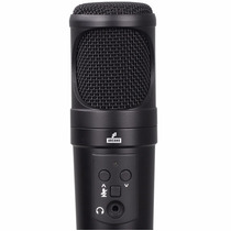 Microfone P/ Estudio Gravação Ar-u200-usb Arcano + Pfe06
