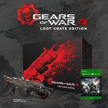 Gears Of War 4 Collectors Edition Apartado