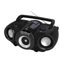Radio Grabadora Bluetooth Radio Fm/usb/cd/mp3 Yes Cdy 450